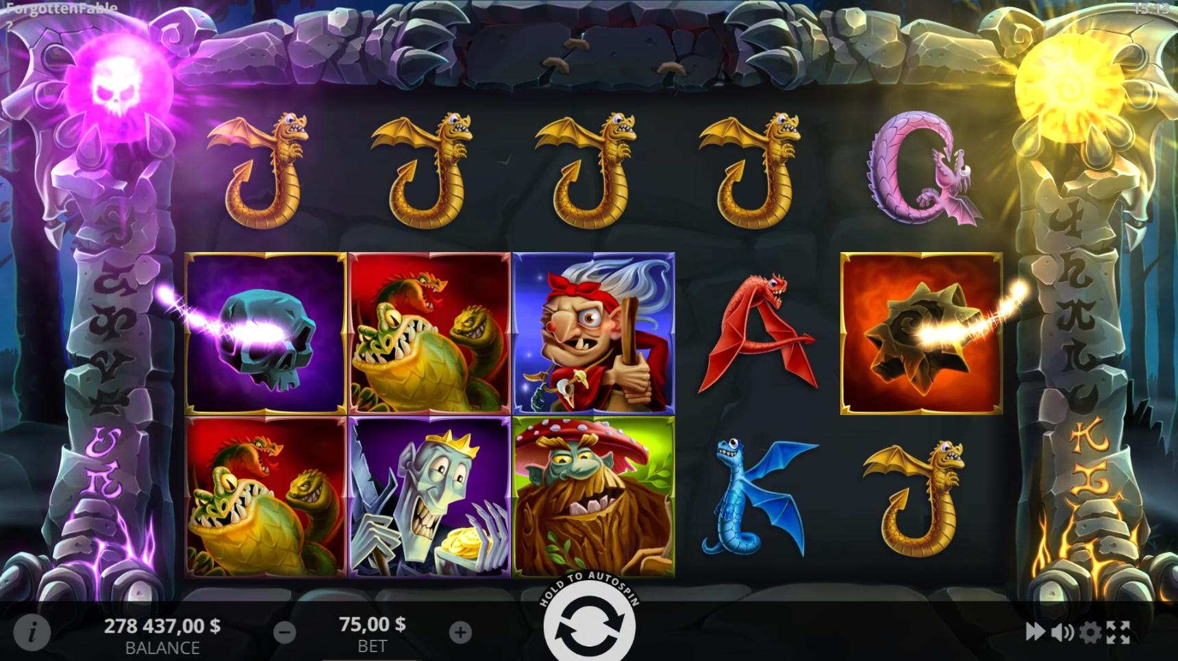 Forgotten fable от evoplay игровые автоматы рейтинг слотов рф игровой автомат книжки после этой комбинации